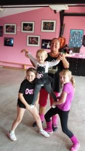 Cheerleading für Kinder